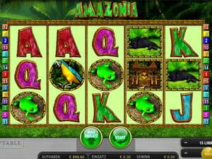 Merkur Amazonia online spielen