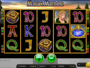 Merkur Magic Mirror online spielen
