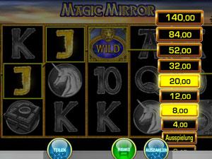 Merkur Magic Mirror Risikoleiter