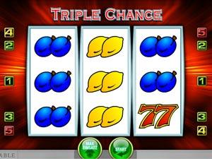 Merkur Triple Chance online spielen